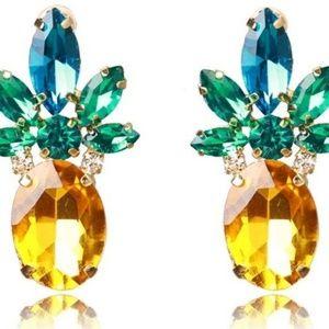 Fun Pineapple Earrings